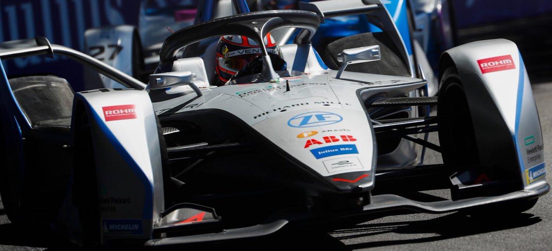 Mortara ePrix Santiago 2019