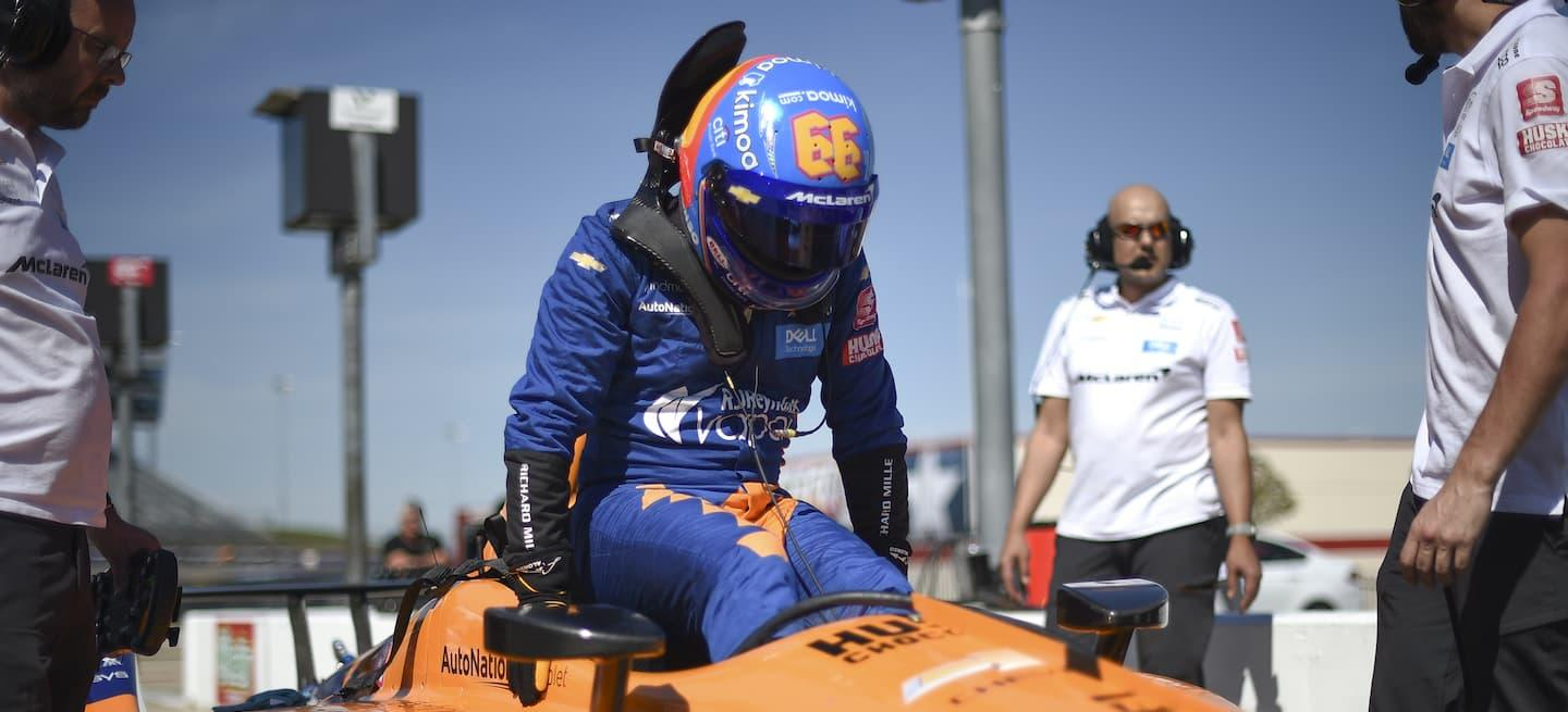 alonso texas test 2019