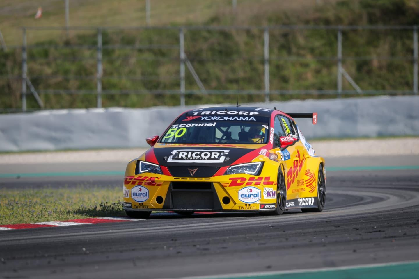 tom-coronel-test-wtcr-barcelona-2019