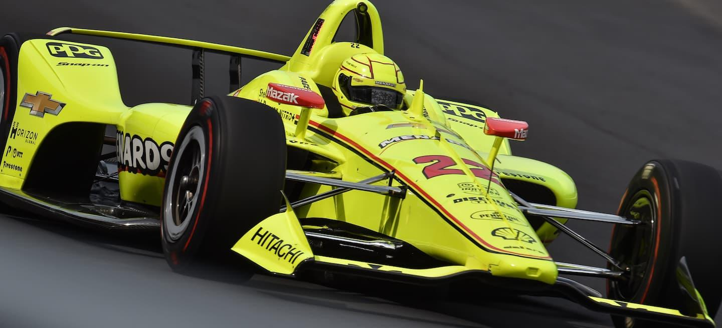 pagenaud-pole-indy-500-2019