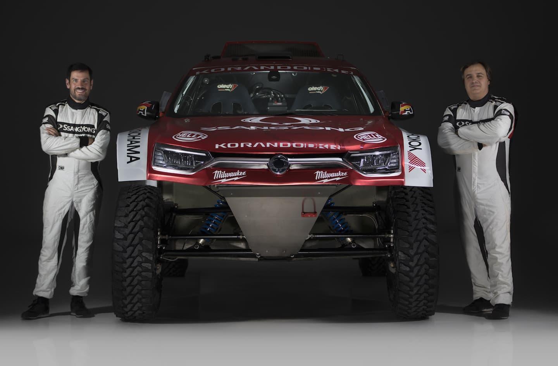2020 42º Rallye Raid Dakar - Arabia Saudí [5-17 Enero] Ssangyong-korando-dkr-galeria-4