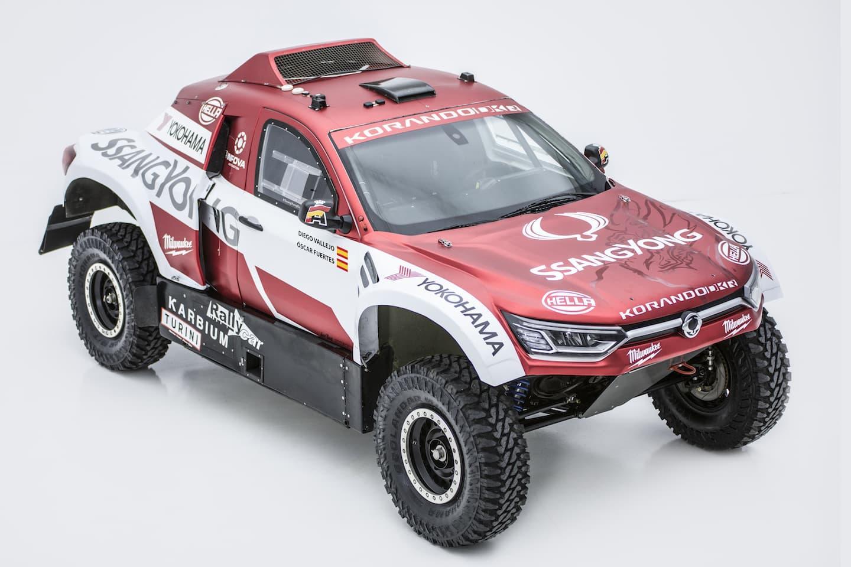 2020 42º Rallye Raid Dakar - Arabia Saudí [5-17 Enero] Ssangyong-korando-dkr-galeria-5