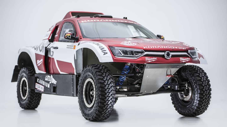 2020 42º Rallye Raid Dakar - Arabia Saudí [5-17 Enero] Ssangyong-korando-dkr-galeria-6