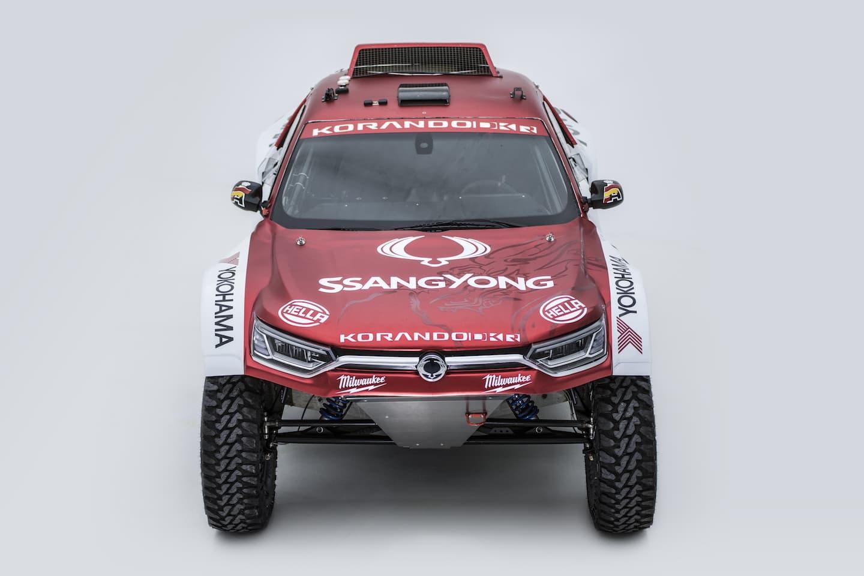 2020 42º Rallye Raid Dakar - Arabia Saudí [5-17 Enero] Ssangyong-korando-dkr-galeria-7