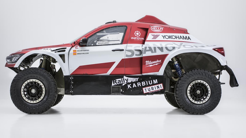 2020 42º Rallye Raid Dakar - Arabia Saudí [5-17 Enero] Ssangyong-korando-dkr-galeria-8