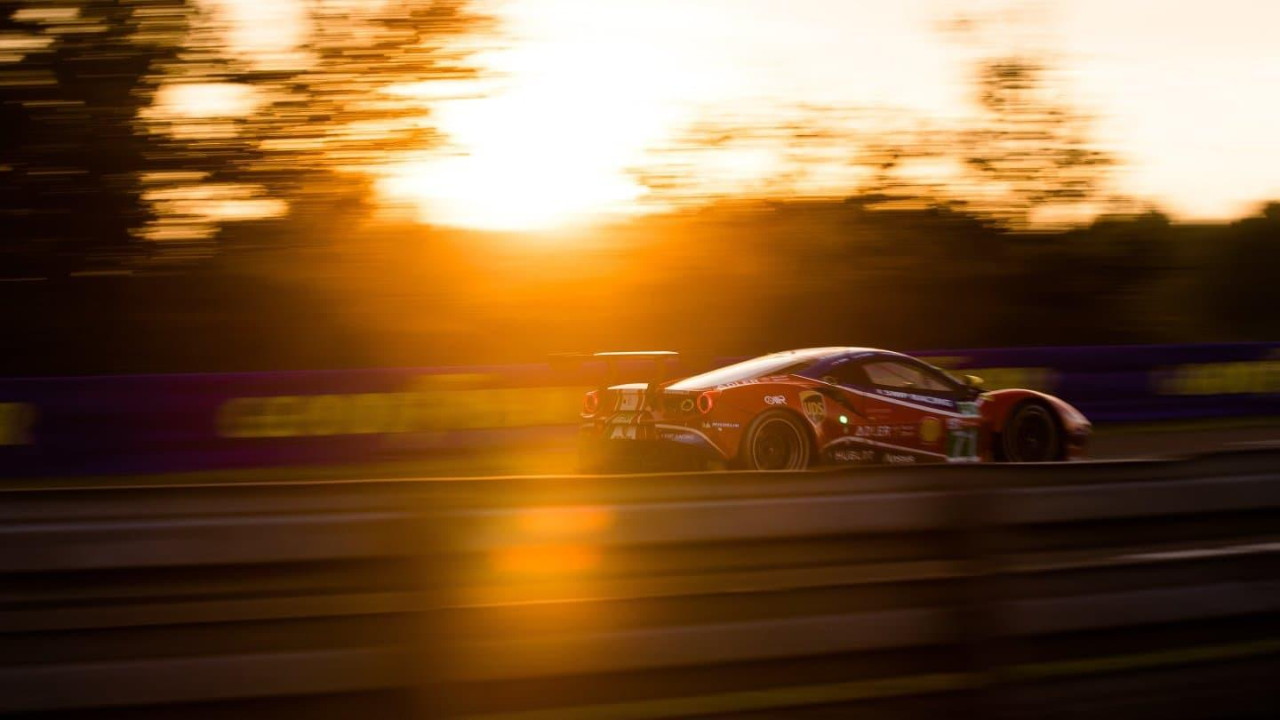 miguel-molina-atardecer-24h-le-mans-2020