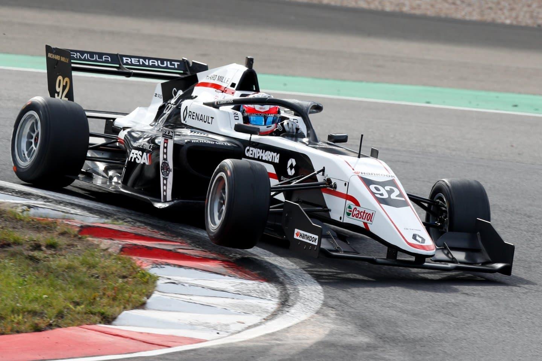 victormartinsformularenault2020nurburgring