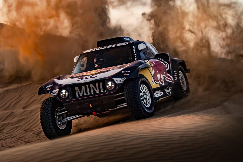 2021 43º Rallye Raid Dakar - Arabia Saudí [3-15 Enero] - Página 2 X-raid-dakar-2021-mini-jcw-buggy-1