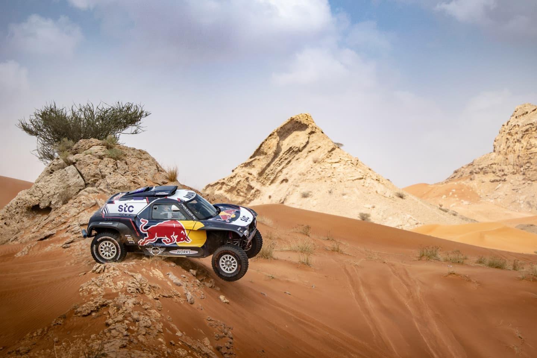 2021 43º Rallye Raid Dakar - Arabia Saudí [3-15 Enero] - Página 2 X-raid-dakar-2021-mini-jcw-buggy-9