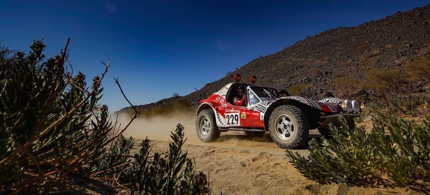 sunhill-buggy-dakar-rally-classic-2021-portada