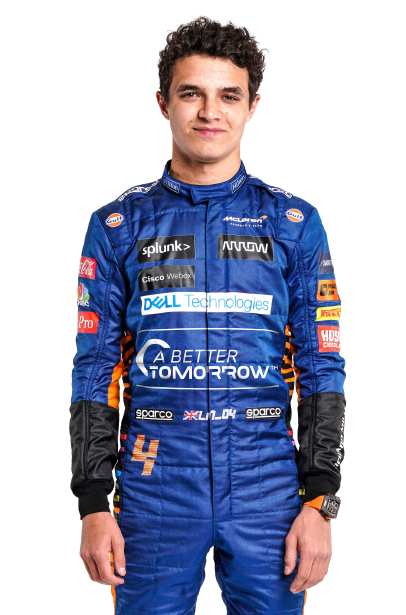 Lando Norris Temporada 2021 F1 McLaren