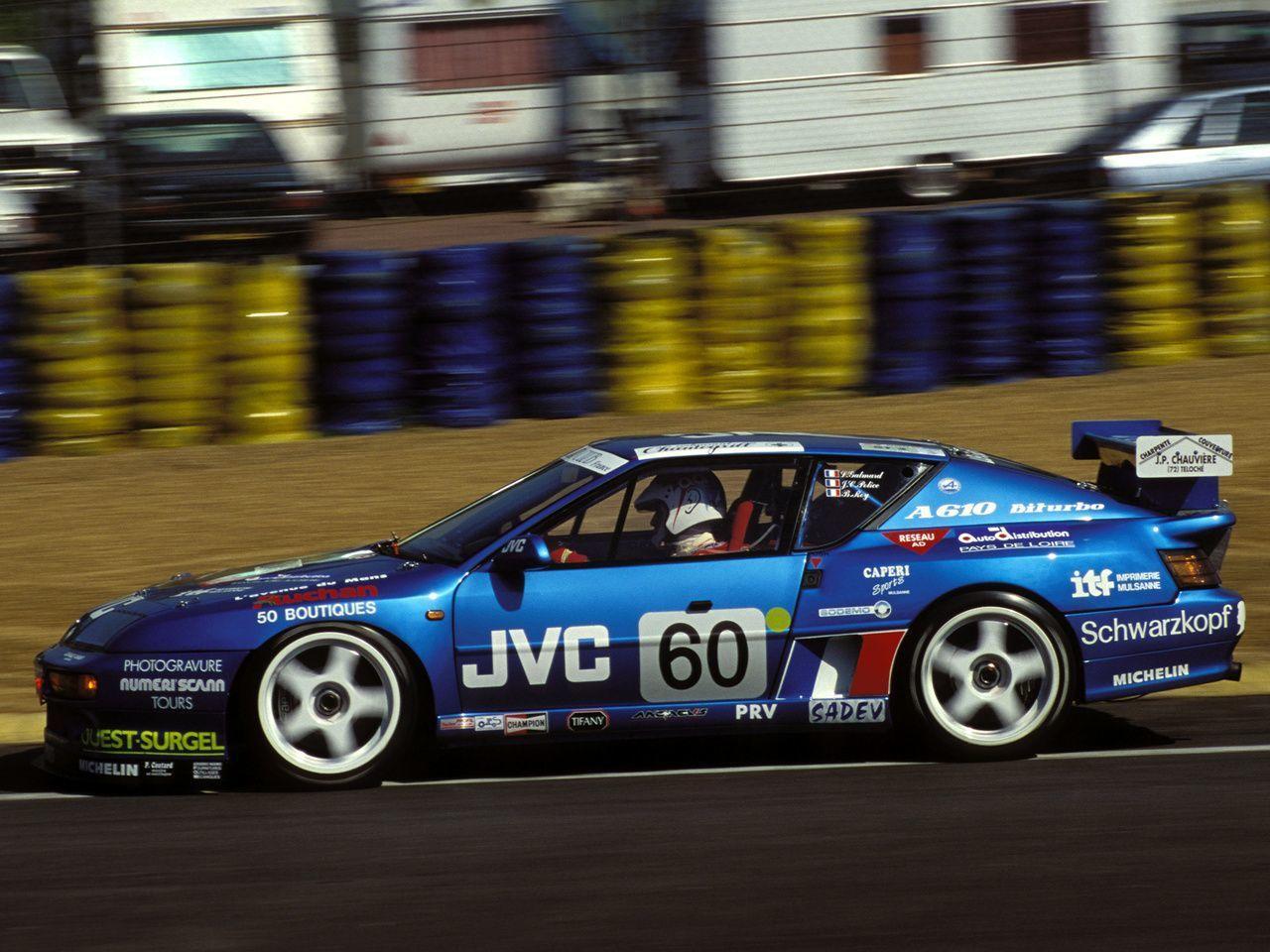 alpine-a610-gt2-le-mans-1994