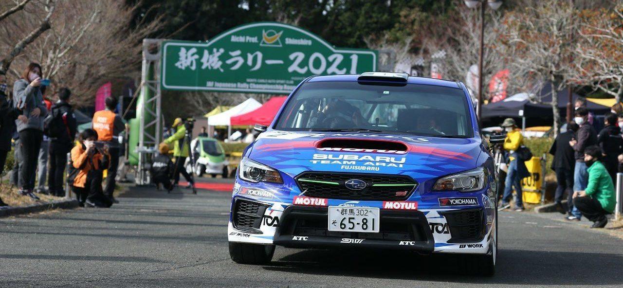toshihiroarai2021shinshirorallyg
