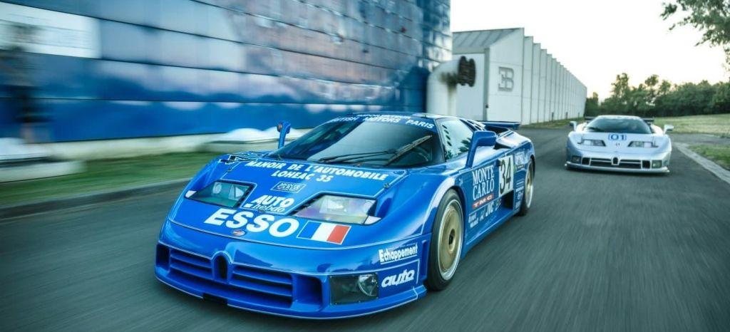 En Competición: Así fue la historia de los dos únicos Bugatti EB110 de competición contada por sus protagonistas