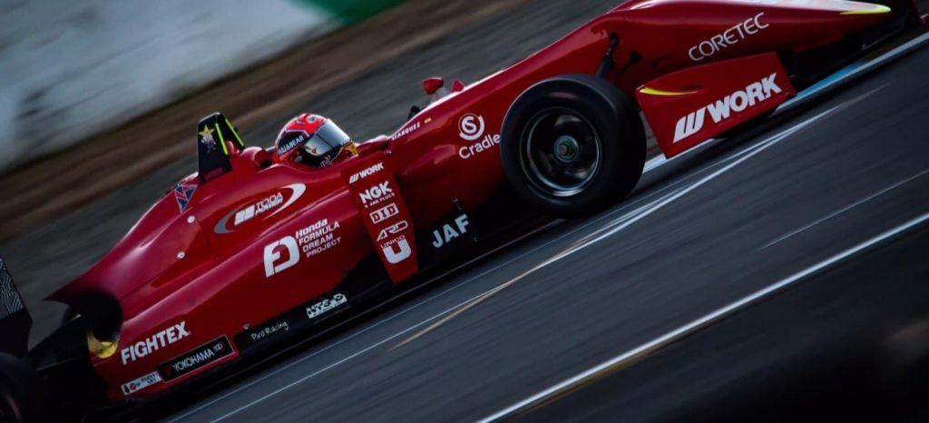 En Competición: Marc Márquez y Dani Pedrosa se suben a un Fórmula 3 en el Honda Thanks Day
