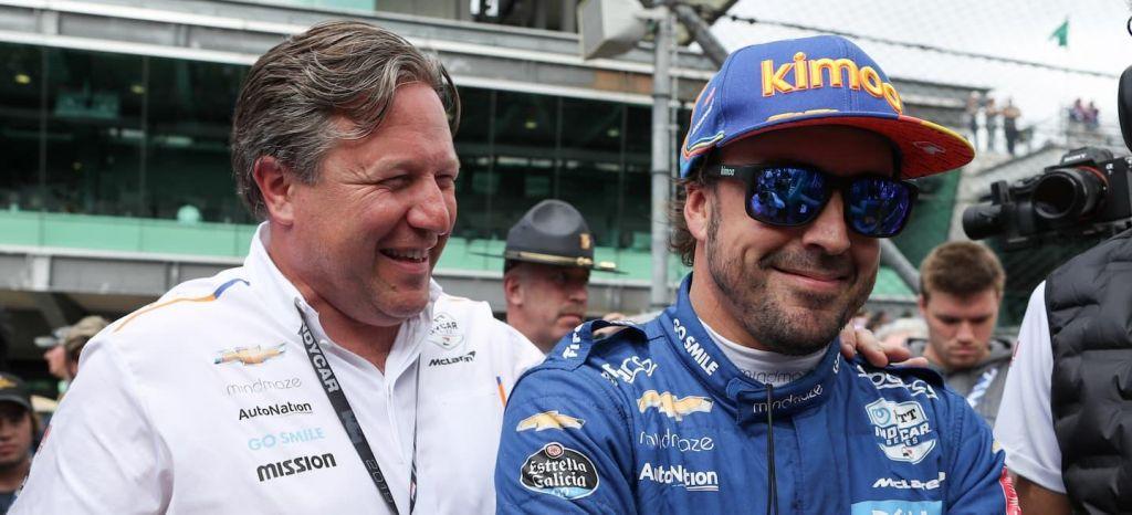 En Competición: McLaren apoyará a Fernando Alonso si decide regresar a la Fórmula 1