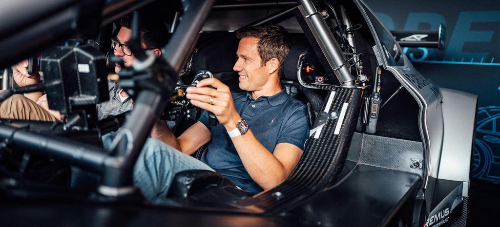 En Competición: Oficial: Sebastien Ogier debutará en el DTM con Mercedes-AMG