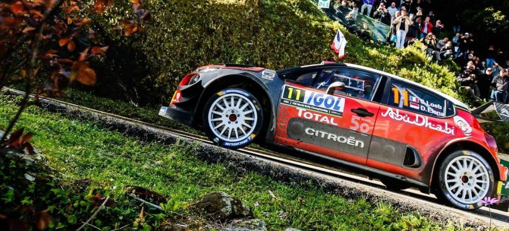 En Competición: Rallye de Córcega 2018: Sébastien Loeb comienza con dos scratch que no cambian nada