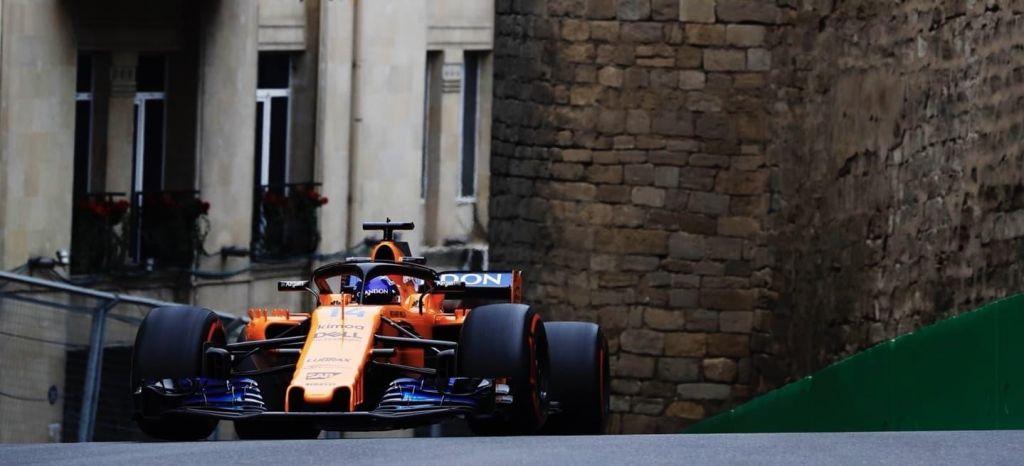 En Competición: Fernando Alonso luchará por los puntos desde la 12º posición