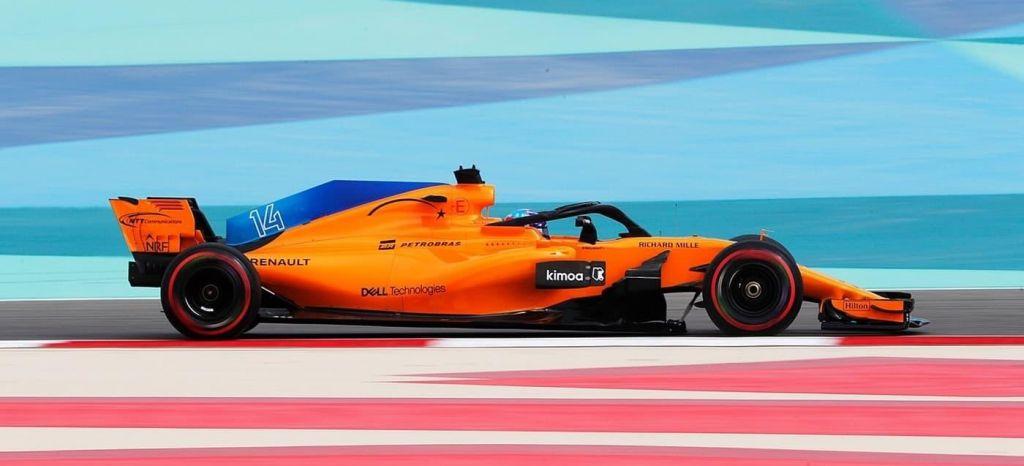 En Competición: McLaren no está a la altura del Top 10 y Fernando Alonso partirá 13º