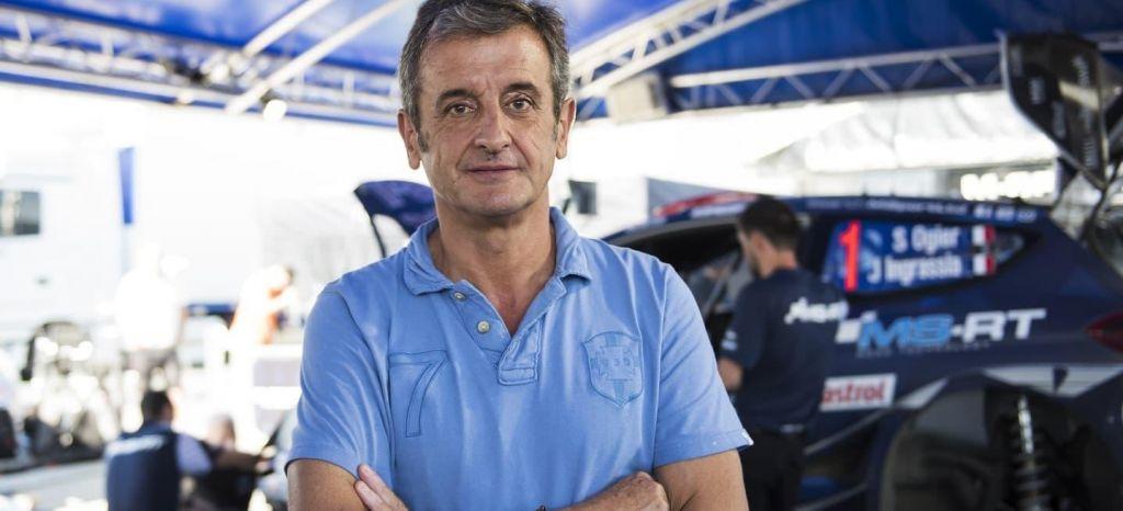 En Competición: Luis Moya se recupera tras ser intervenido por un aneurisma cerebral