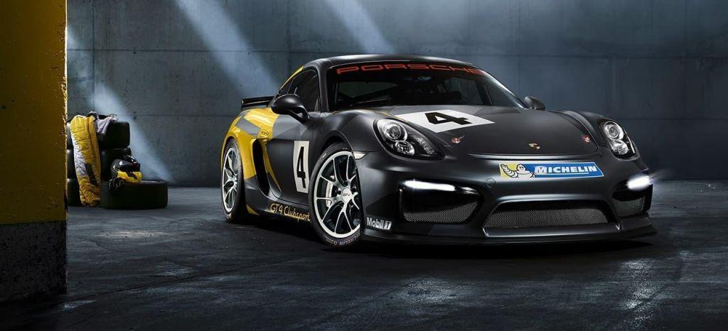 En Competición: En Alemania apuntan a que Porsche está trabajando en un Cayman R-GT para rallyes [Primeras fotos]
