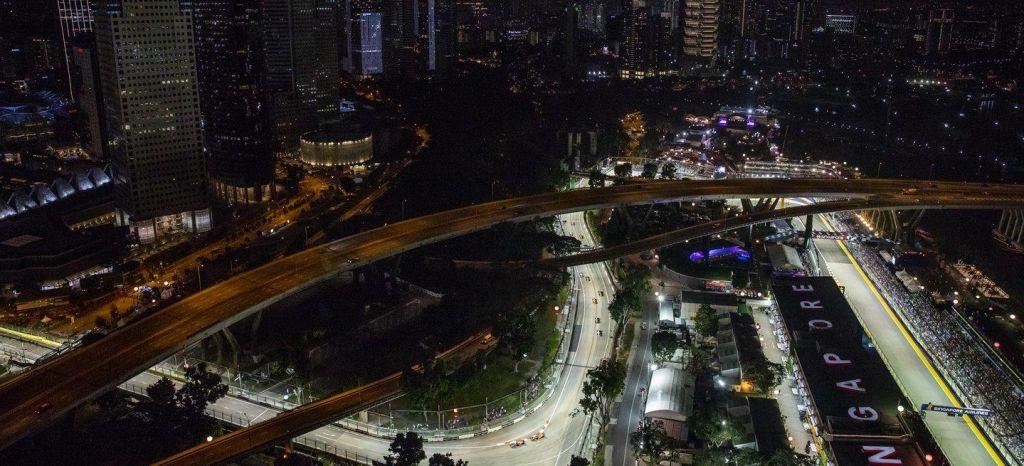 En Competición: Previo Gran Premio de Singapur: Vuelve la noche a la Fórmula 1