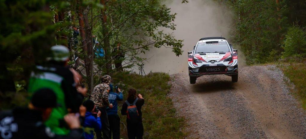 En Competición: Rally de Finlandia 2019: el triplete de los Toyota alterado por el regreso de un viejo amigo
