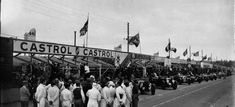 Las mujeres en las 24 horas de Le Mans: pioneras de los años 30 ...