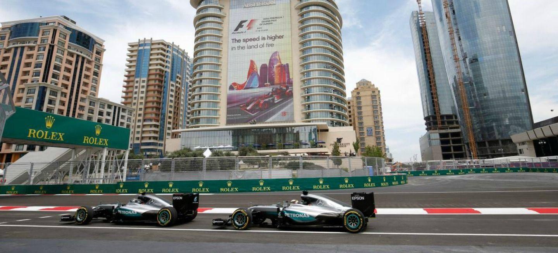 Circuito Urbano De Baku : Fórmula gp de azerbaiyán gp de azerbaiyán de f horario y