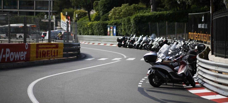 Circuito Monaco : Nueve semanas de circuito de montecarlo competición