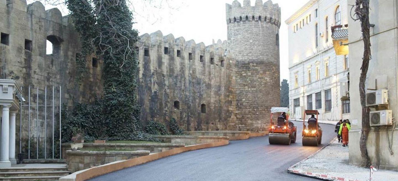 Circuito Urbano De Baku : Vuelta al circuito urbano de bakú azerbaiyán f ps youtube