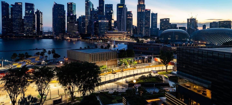 Circuito Singapur : Bloc de notas desde singapur: jueves competición