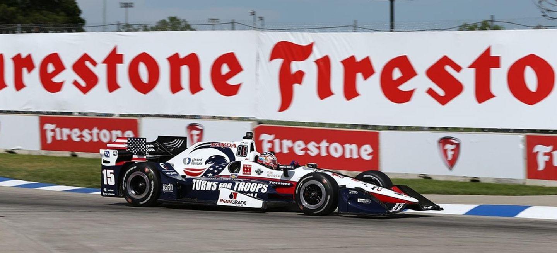 Firestone extiende su sociedad con la IndyCar hasta 2025