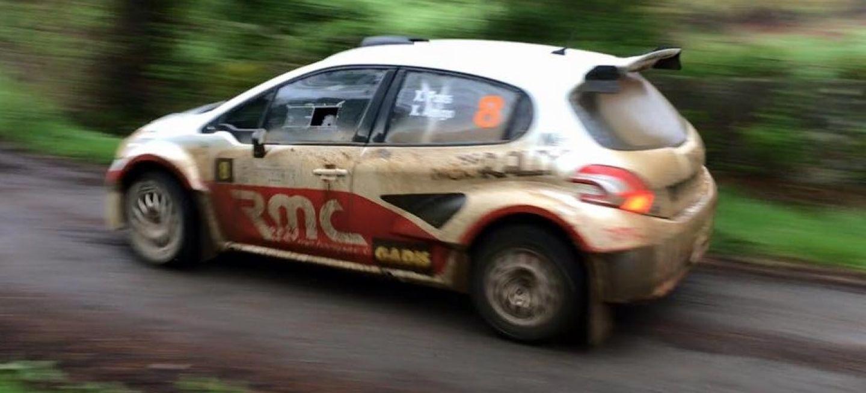 Xevi Pons Hace Debutar El Peugeot 208 Maxi Rally Con