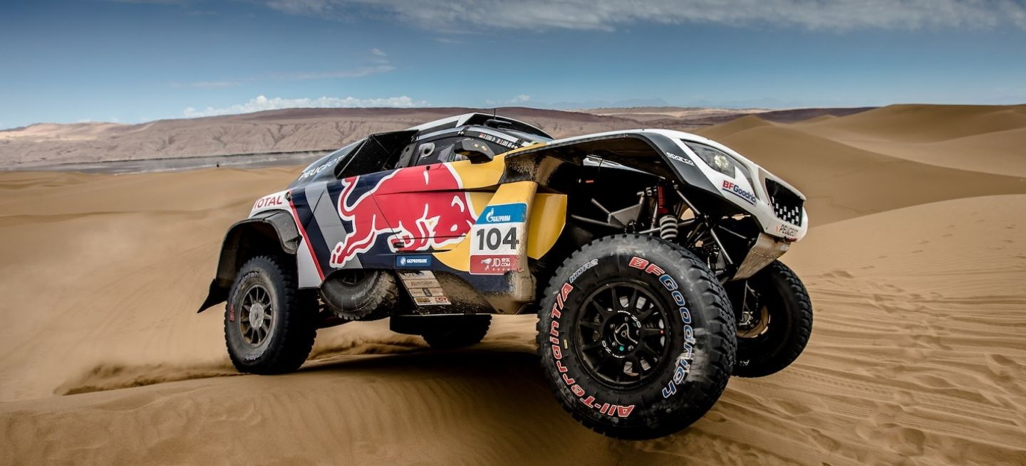 s bastien loeb asume que el dakar 2018 puede ser su ltima oportunidad para ganarlo competici n. Black Bedroom Furniture Sets. Home Design Ideas