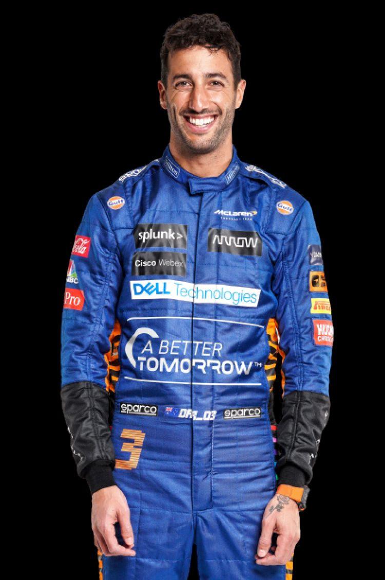 Daniel Ricciardo Temporada 2021 F1 McLaren