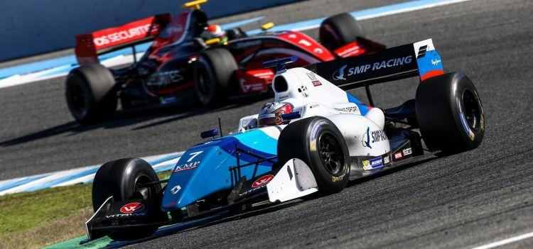 Egor Orudzhev Jerez 2016 Fórmula V8 3.5