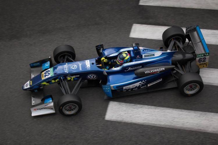 Ferdinand Habsburg GP Pau 2017 F3 Euro