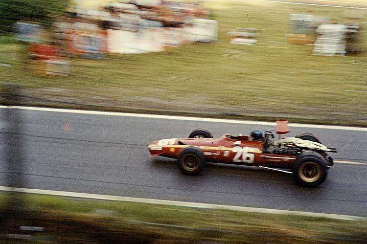 Jacky Ickx 1968 Rouen