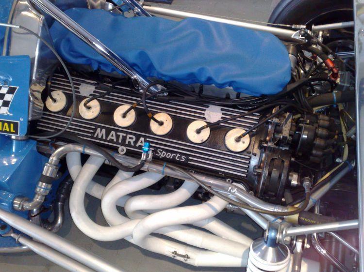 Matra Logo Motor