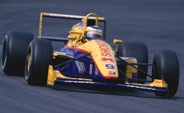 Pedro de la Rosa Fórmula Nippon 1997