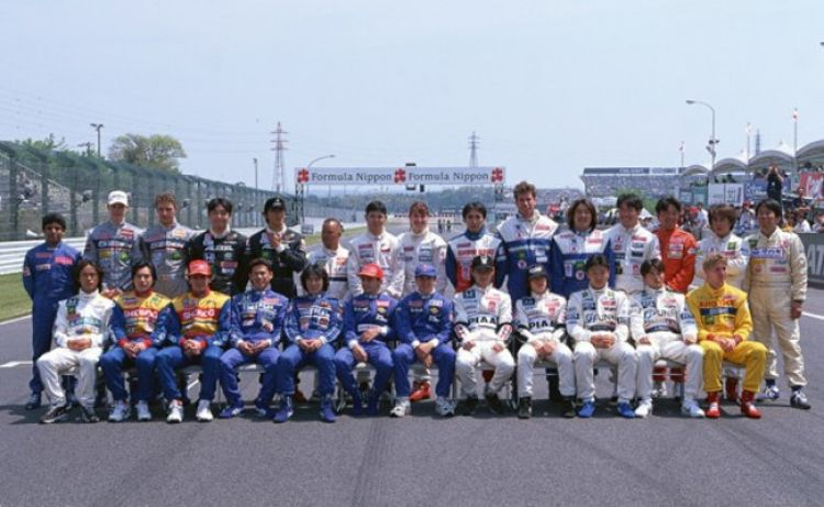 Pilotos Fórmula Nippon 1997