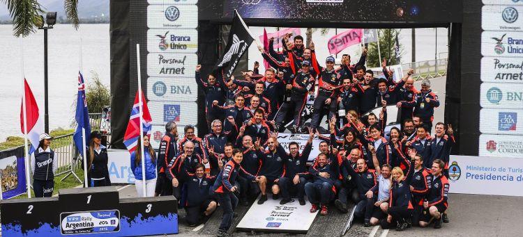 AUTOMOBILE: WRC ARGENTINA- WRC -20/04/2016
