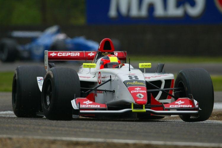 Robert Kubica FR3.5 2005