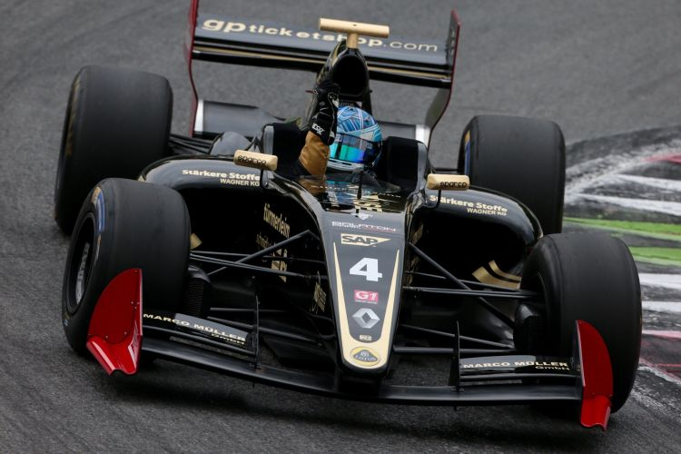 Roy Nissany Fórmula V8 3.5