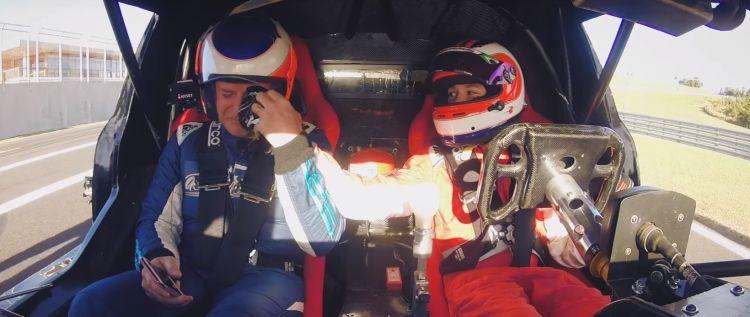 """Rubens y """"Dudu"""" Barrichello 2017 Stock Car"""