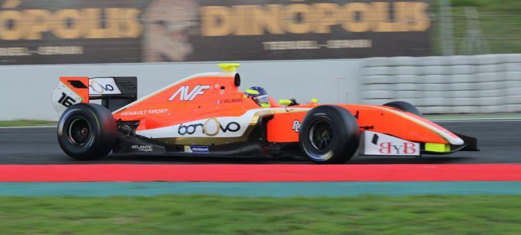 Tom Dillmann Barcelona Fórmula V8 3.5 2016