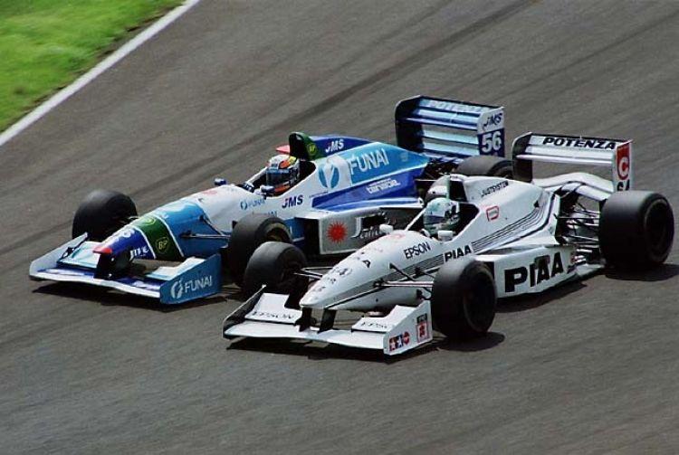 Tora Takagi Fórmula Nippon 1997