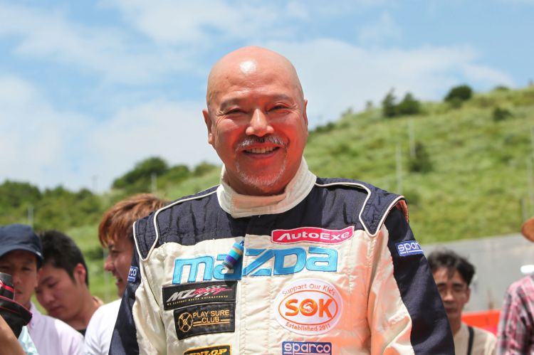 Yojiro Terada Mazda